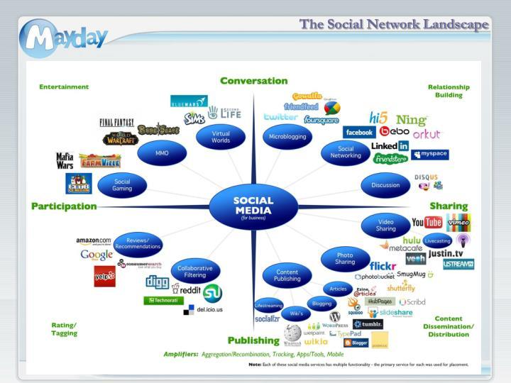 The Social Network Landscape
