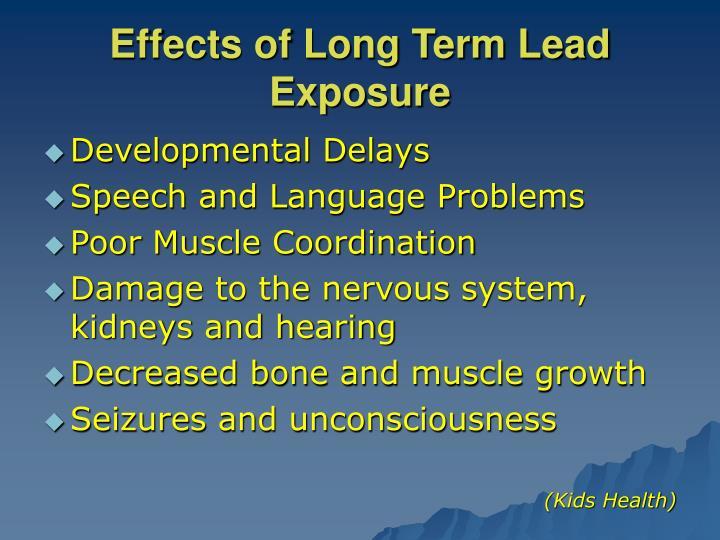PPT - Lead Poisoning in Children PowerPoint Presentation ...