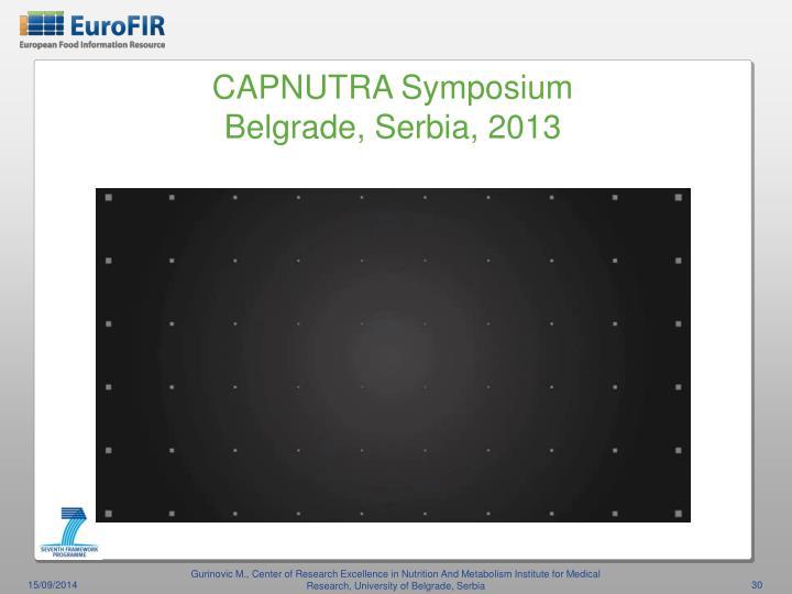 CAPNUTRA Symposium