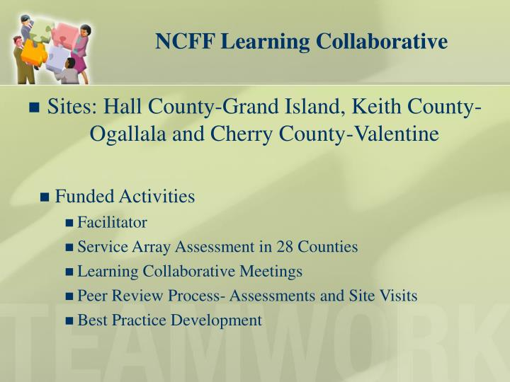NCFF Learning Collaborative