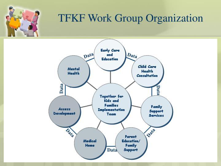TFKF Work Group Organization