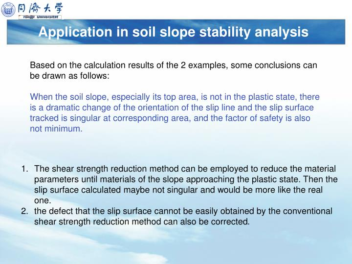 slope stability analysis examples pdf