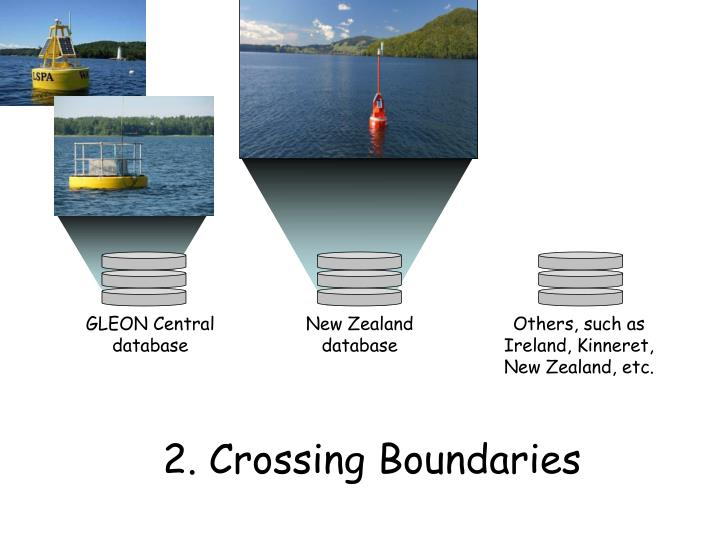 2. Crossing Boundaries