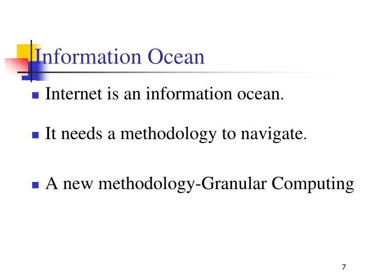 Information Ocean