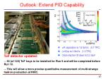 outlook extend pid capability