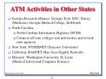 atm activities in other states