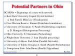 potential partners in ohio