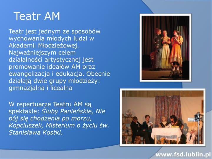 Teatr AM