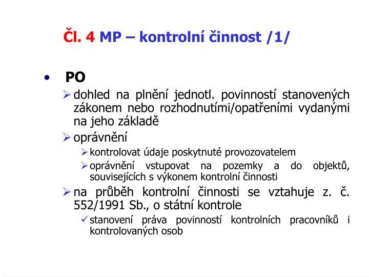 Čl. 4