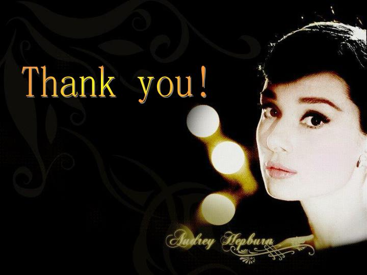 Thangk you