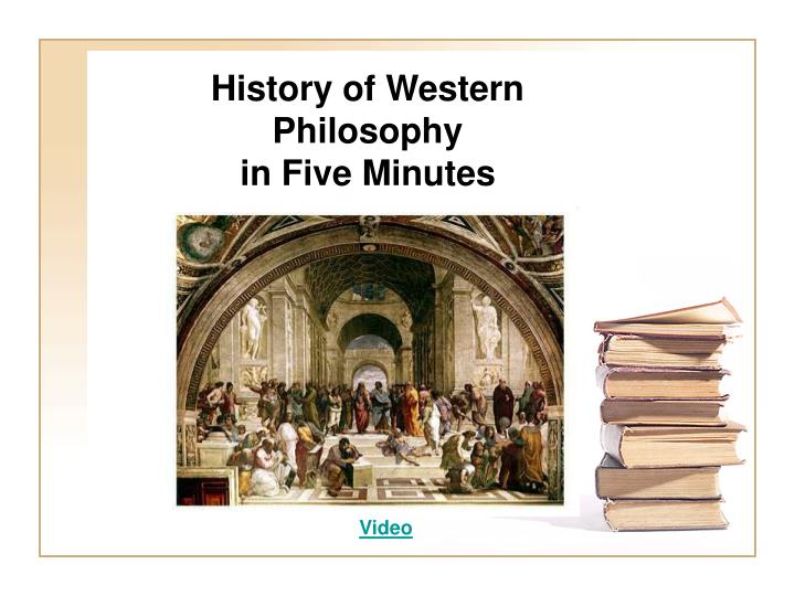 History of Western