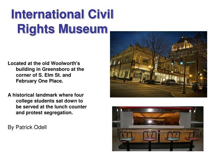 International Civil