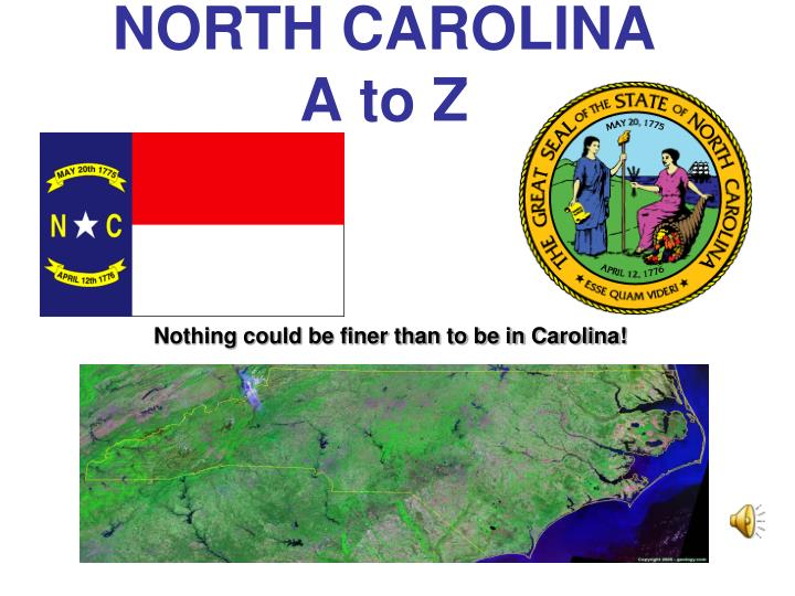 North carolina a to z