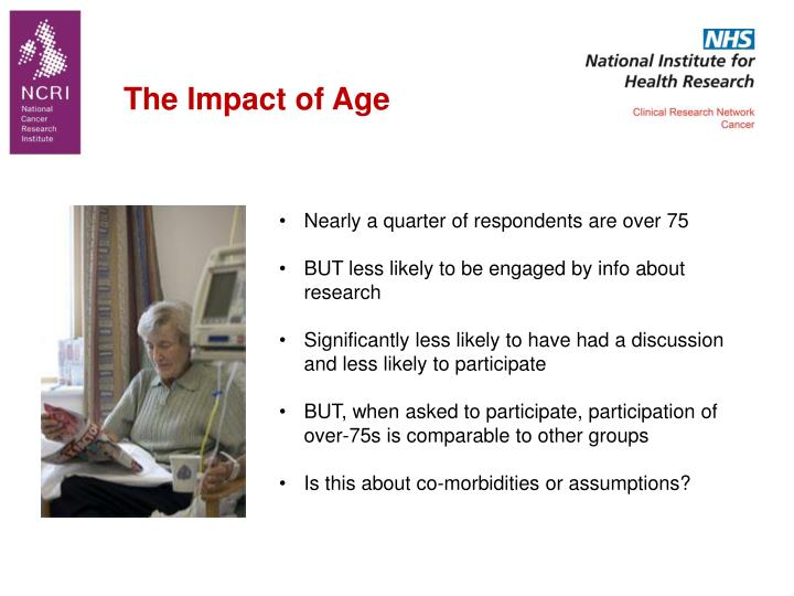 The Impact of Age