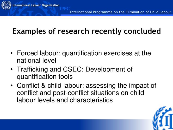 Research Paper On Child Labour