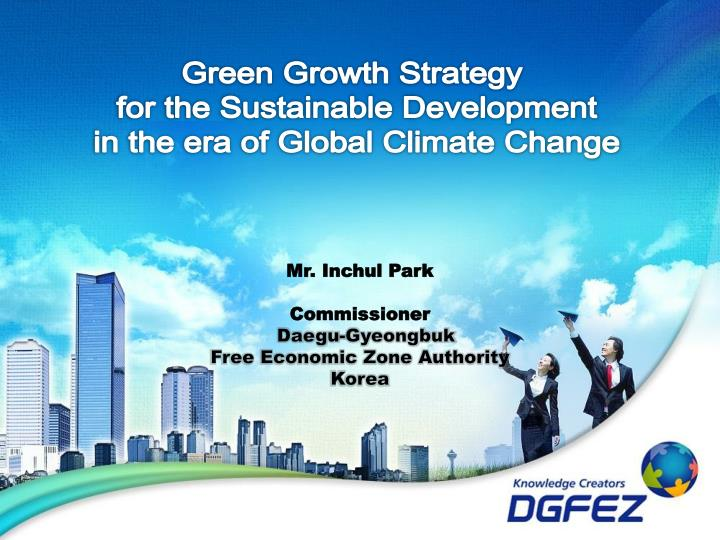 Green Growth Strategy