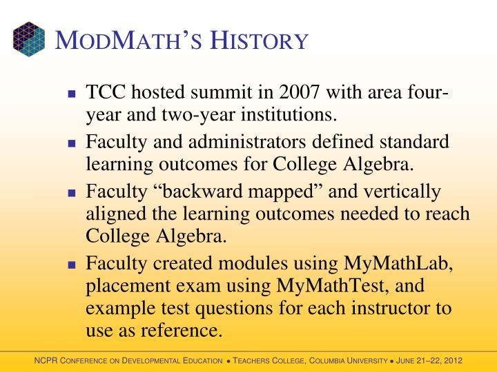 ModMath's