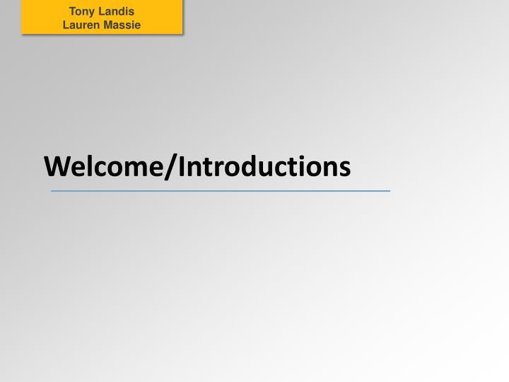 Tony Landis