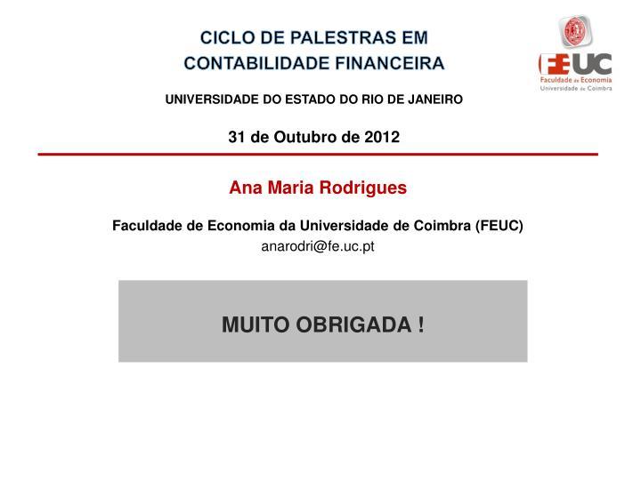 CICLO DE PALESTRAS EM