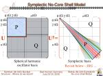 symplectic no core shell model