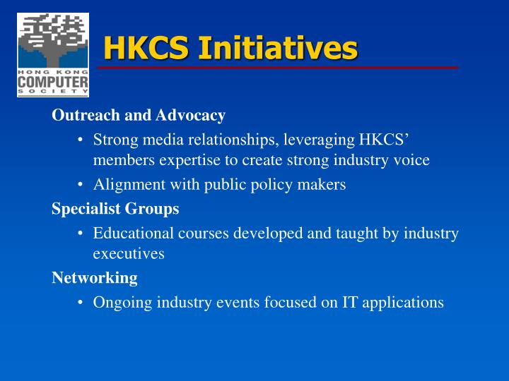 Outreach and Advocacy