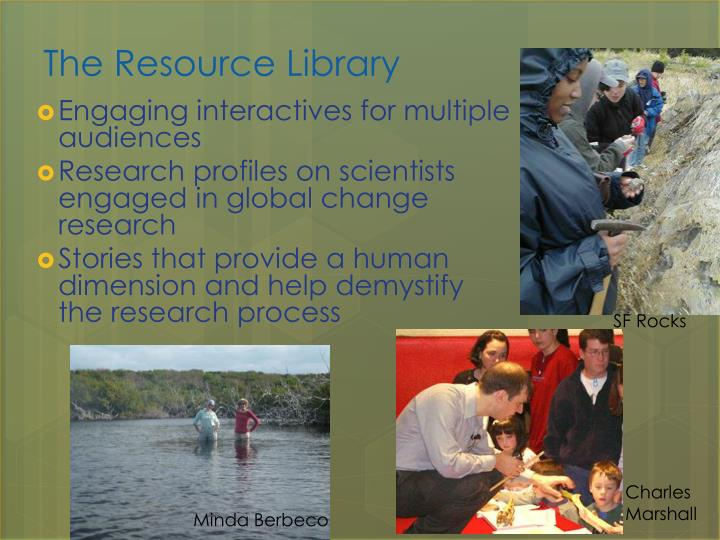 The Resource Library