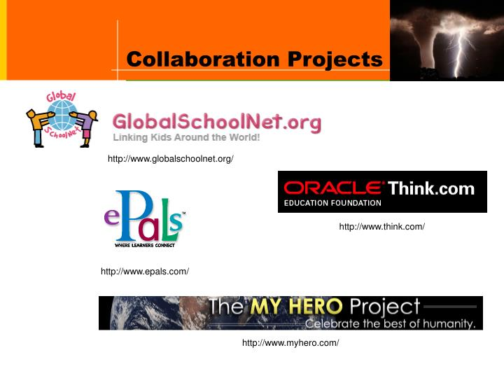 Collaboration Projects