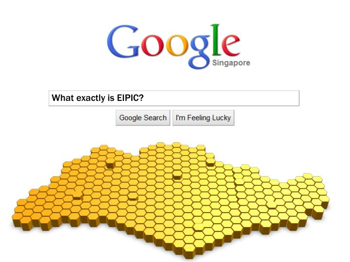 What exactly is EIPIC?