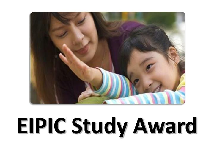 EIPIC Study Award