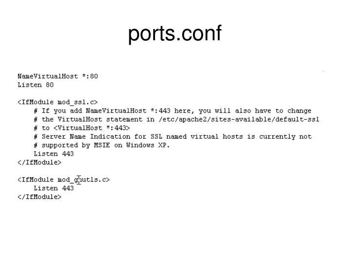 ports.conf