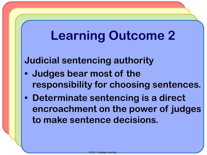Types of prison sentences