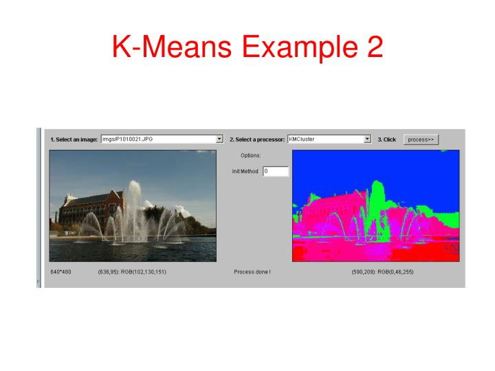 K-Means Example 2