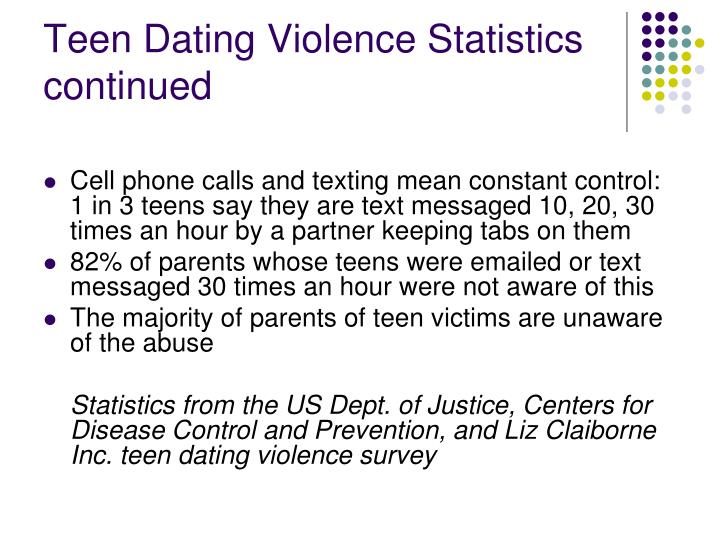 photo: teen dating facts