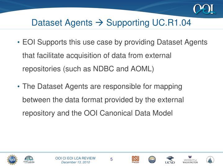 Dataset Agents