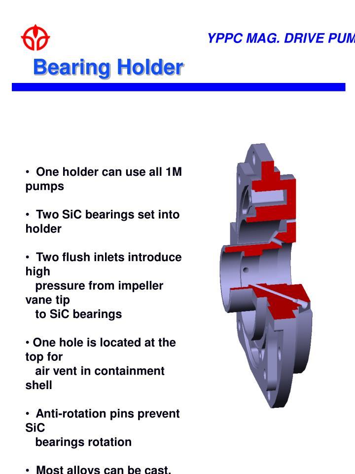 Bearing Holder