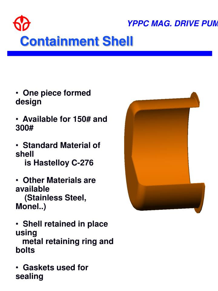 Containment Shell