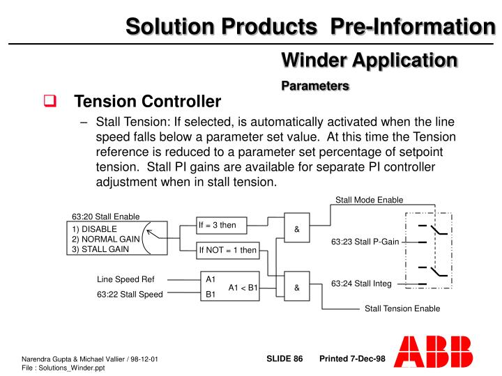 Tension Controller