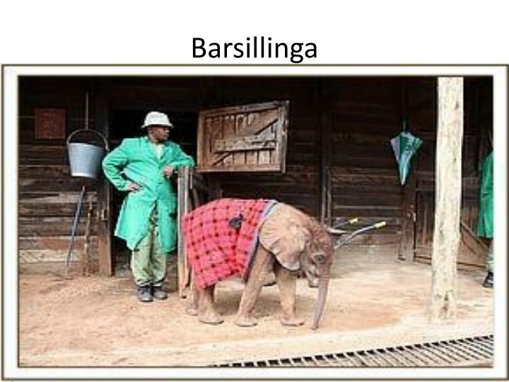 Barsillinga
