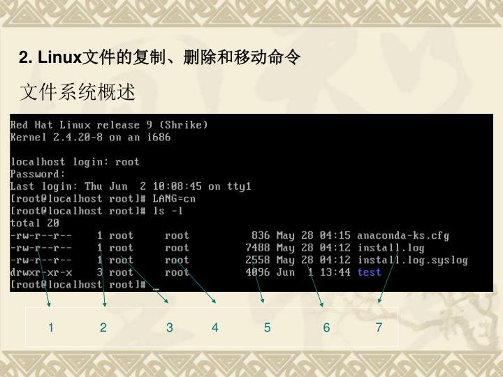 2. Linux