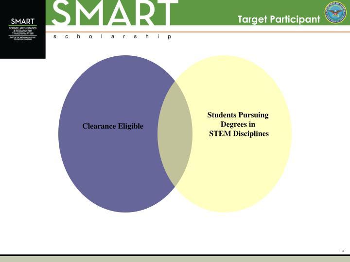 Target Participant