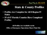 state county profiles