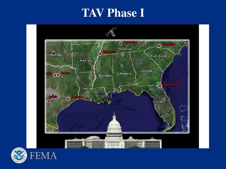 TAV Phase I