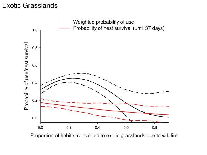 Exotic Grasslands