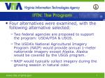 iftn the program1