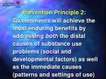 prevention principle 2