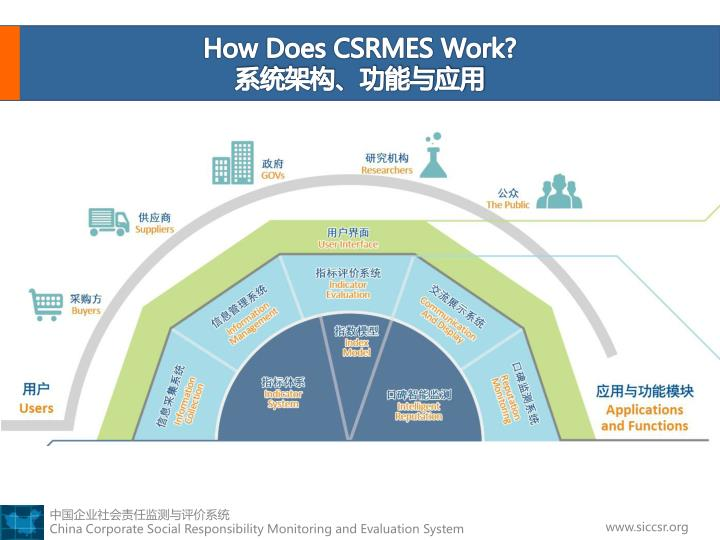 How Does CSRMES Work?