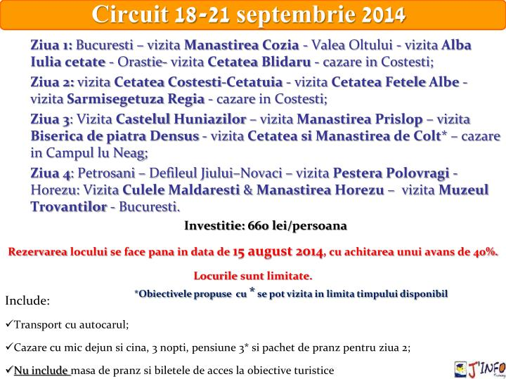 Circuit 18 21 septembrie 2014