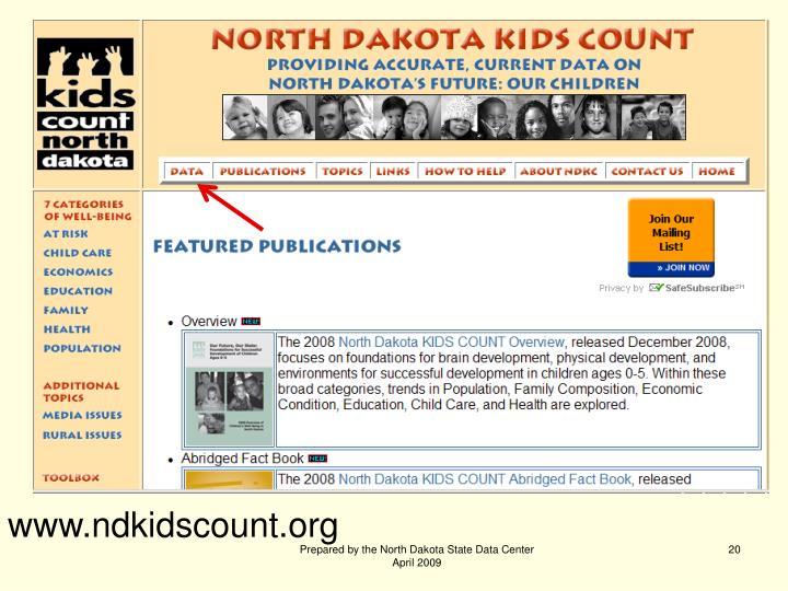 www.ndkidscount.org