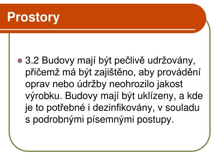 Prostory