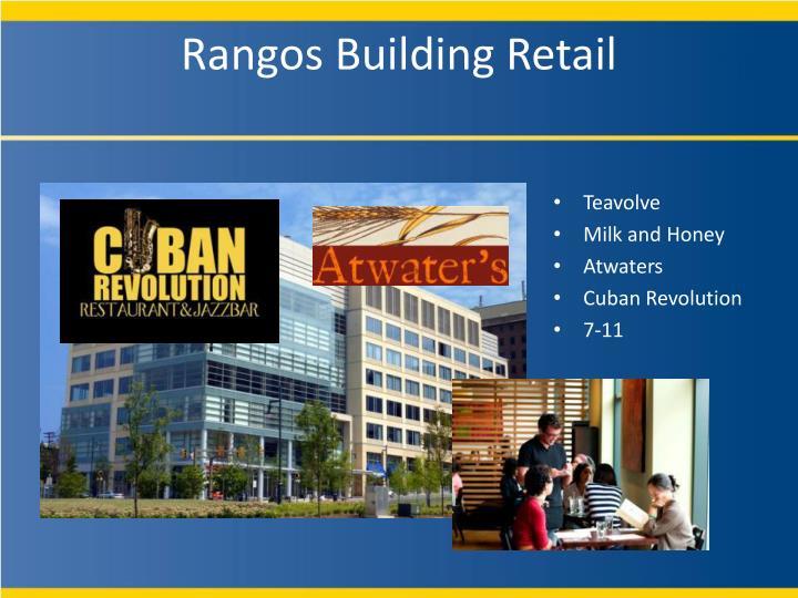 Rangos Building Retail